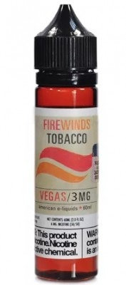 Жидкость Firewinds Tobacco Vegas