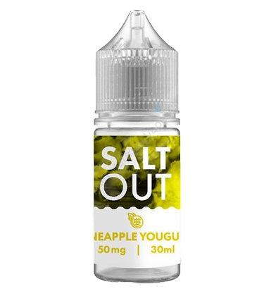 Жидкость Salt Out Pineapple Yogurt