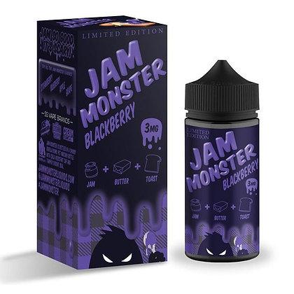 Жидкость JAM MONSTER SALT Blackberry