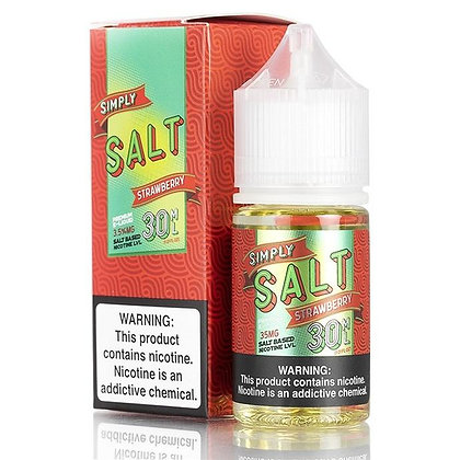 ЖидкостьSimply Salt - Strawberry