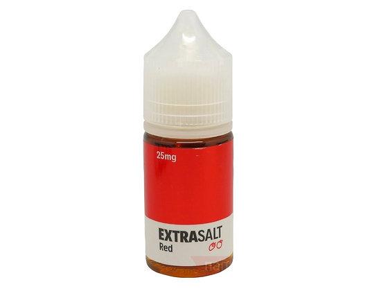 Жидкость Red - Extra Salt