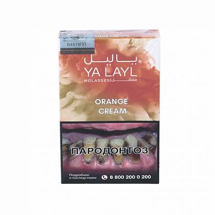 YALAYL - ORANGE CREAM