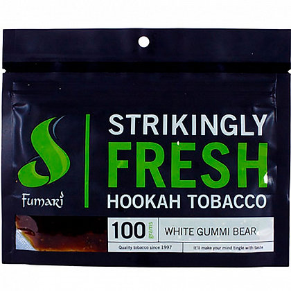 FUMARI - WHITE GUMMI BEAR