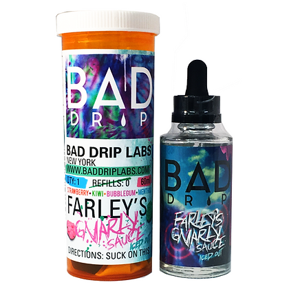 Жидкость Bad Drip Iced Farley's Gnarly