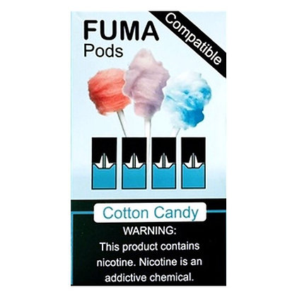 Fuma Pods - Cotton Candy ( сахарная вата)