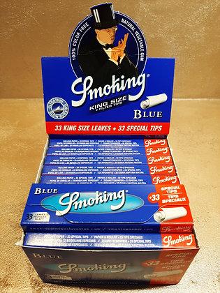 Бумага для самокруток Smoking King Size Blue