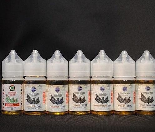 Жидкость Tradewinds Tobacco SALT Turkish