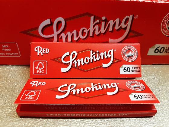 Бумага для самокруток Smoking Regular Red