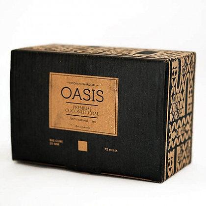 Уголь OASIS (25MM) - 1KG