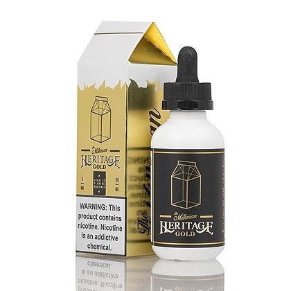 ЖидкостьThe Milkman - Heritage Gold