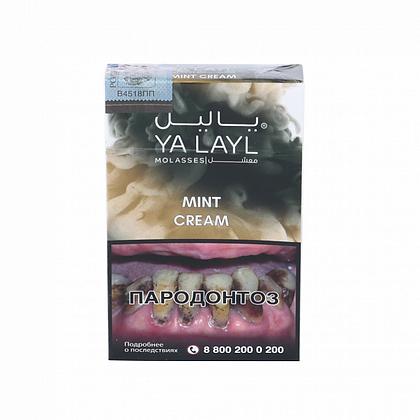YALAYL - MINT CREAM