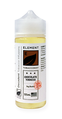 Жидкость Element - Chocolate Tobacco
