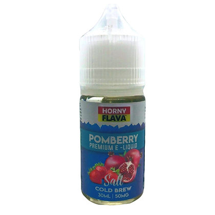 Жидкость Horny Pomberry salt