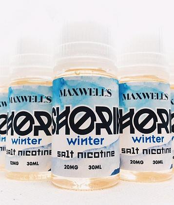 MAXWELL'S Salt - Shoria Winter