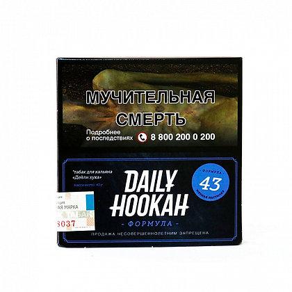 DAILY HOOKAH - МЯТНАЯ ПАСТИЛКА