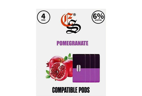 EON Pods - Pomegranate (гранат)