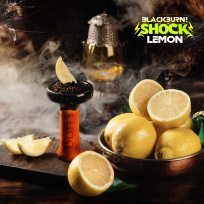 BLACKBURN - LEMON SHOCK