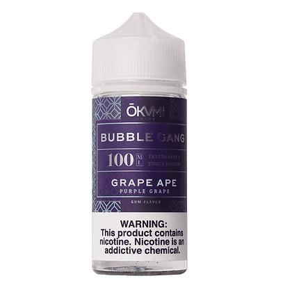 Жидкость BUBBLE GANG Grape Ape