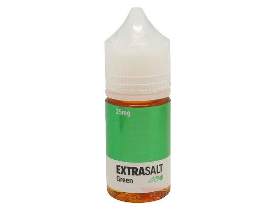 Жидкость Green - Extra Salt