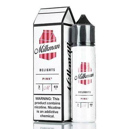 Жидкость The Milkman - Delights Pink Milk