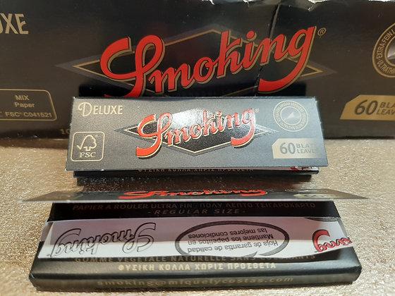 Бумага для самокруток Smoking Regular Deluxe