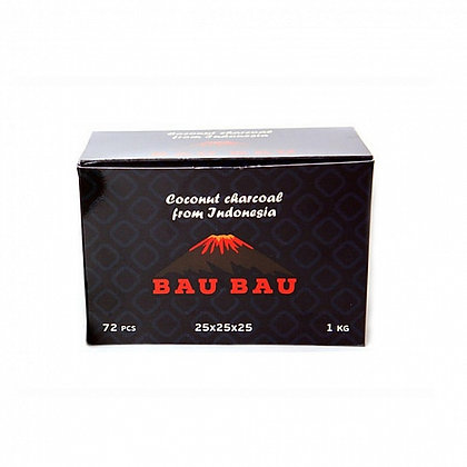 Уголь BAU BAU (25MM) - 1KG