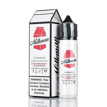 ЖидкостьThe Milkman - Strawberry Churrios