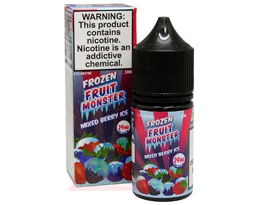 Жидкость Frozen Fruit Monster Salt Mixed Berry Ice