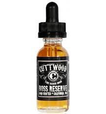 Жидкость CUTTWOOD Salt Boss Reserve