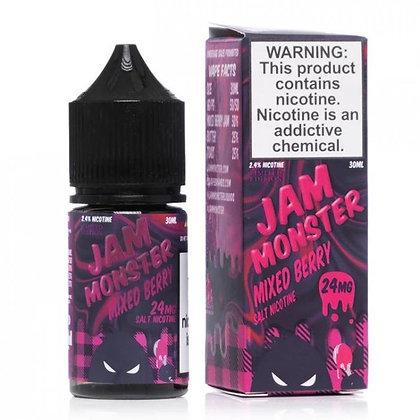 Жидкость Jam Monster SALT Mixed Berry