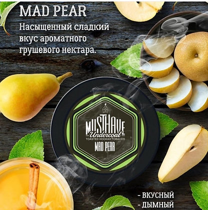 MUSTHAVE - MAD PEAR