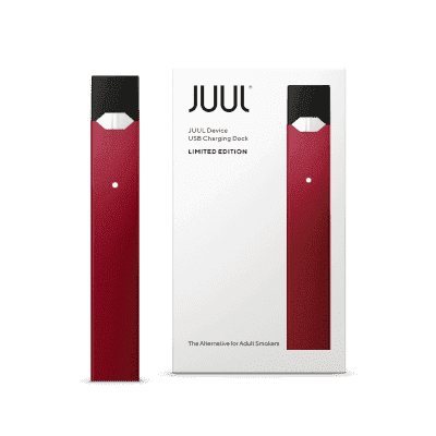 JUUL RED