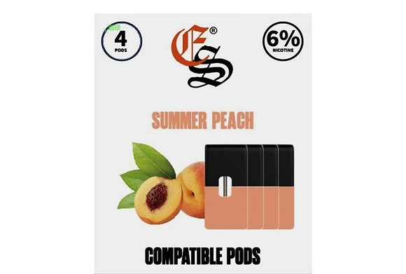 EON Pods - Summer Peach (персик)