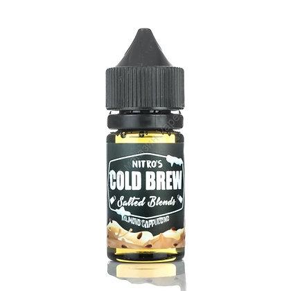 Жидкость Nitro's Cold Brew SALT ALMOND CAPPUCCINO