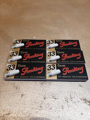 Фильтры для самокруток Smoking Tips Deluxe