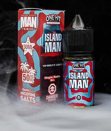 ЖидкостьOne Hit Wonder Salt - Island Man