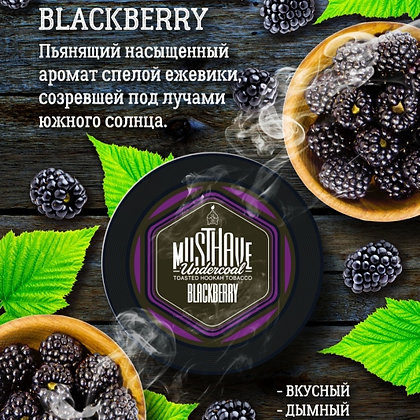 MUSTHAVE - BLACKBERRY