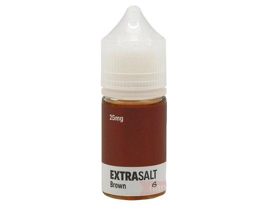 Жидкость  Brown - Extra Salt