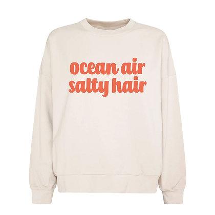 Plotterdatei OCEAN AIR, SALTY HAIR