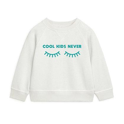 Plotterdatei COOL KIDS NEVER SLEEP