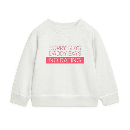 Plotterdatei SORRY BOYS...