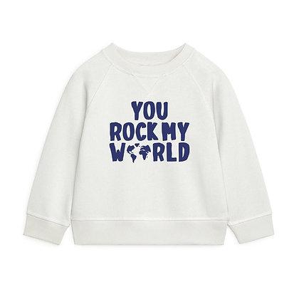 Plotterdatei YOU ROCK MY WORLD