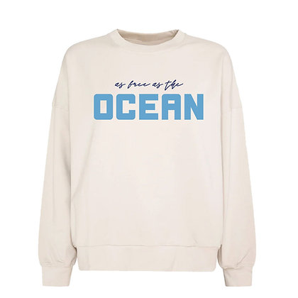 Plotterdatei AS FREE AS THE OCEAN