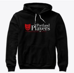 Players Logo Hoodie