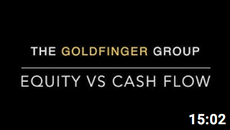 Equity vs Cash Flow