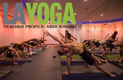 LA Yoga Press