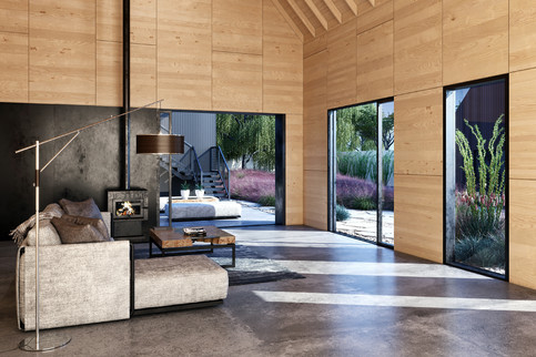 Jewel-Homes-Desert-Cabin-Interior-Living