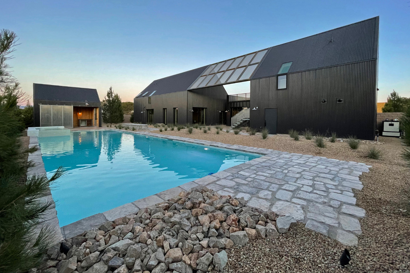 Jewel-Homes-Desert-Cabin-Exterior-Pool-1