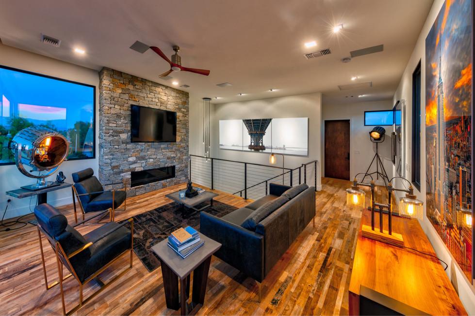 Jewel-Homes-Milos-Model-Loft-Fireplace.j