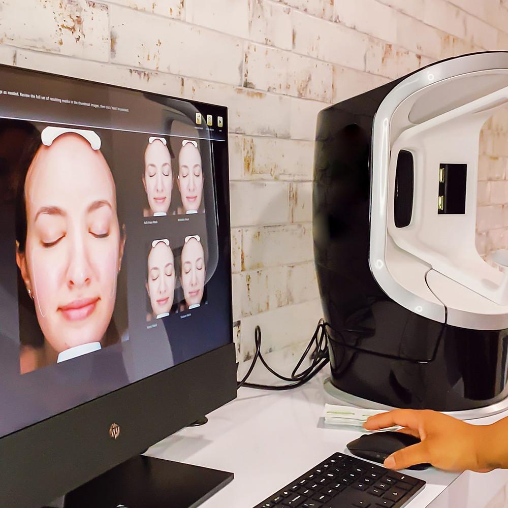 kalvera skin therapy skin scan results